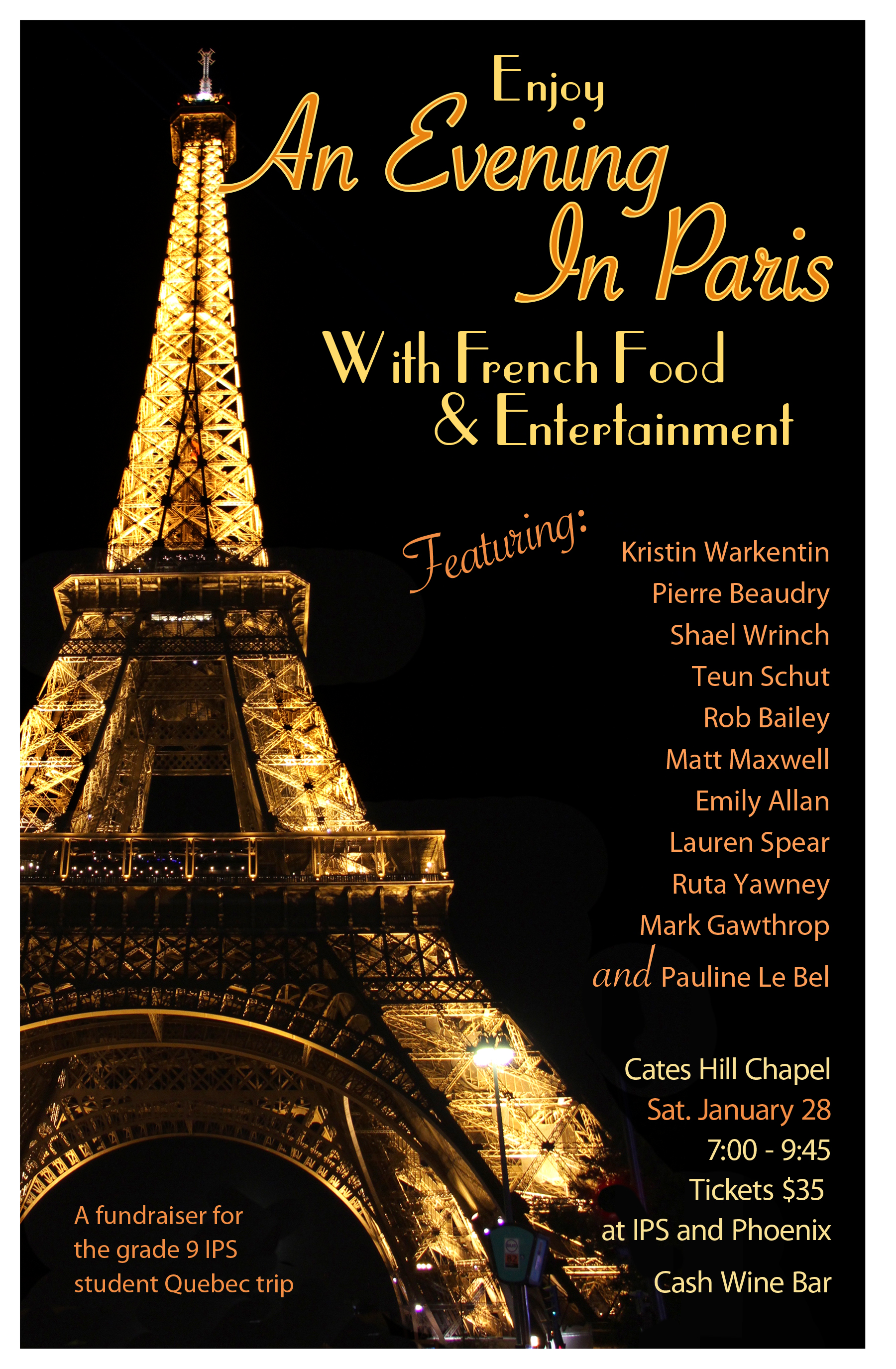 Eiffel Tower Invitation as great invitations sample