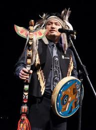 Chief Ian Campbell of the Squamish Nation
