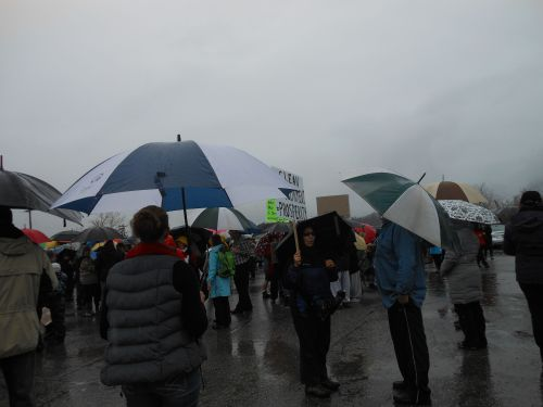 squamish march